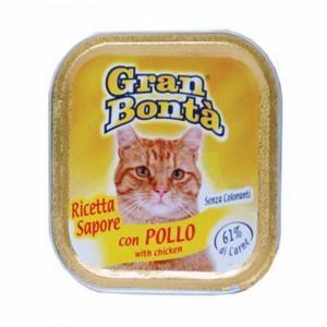 Gran Bonta Cat Pate Pui 100 G