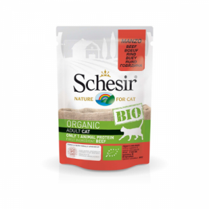 Schesir Bio For Cat, Vita, 85 g