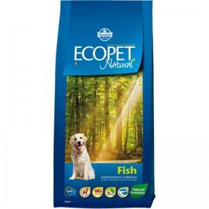 Ecopet Natural Dog Adult Mini Fish 2.5 Kg