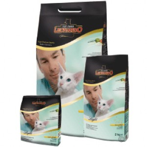Leonardo Pisica Adult Light Pasare 0,4 kg
