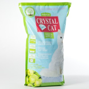 Crystal Cat Mar Verde 1.75 Kg - nisip silicatic
