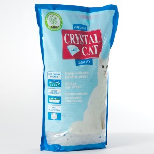 Crystal Cat 1.75 Kg - nisip silicatic