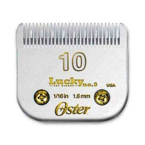 Cutit Oster LUCKY CAT size 10 1.6 mm