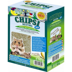 Chipsi Nesting Bed 50 G