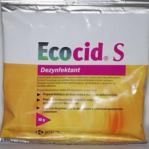Ecocid S 2,5 kg dezinfectant universal