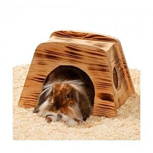 Pod Hamster Lemn 17x12x10 cm