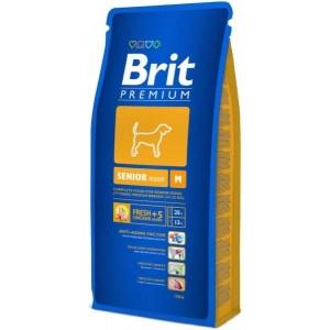 Brit Premium Senior M, 3 kg