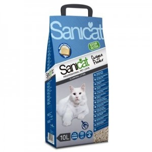 SANICAT CLUMPING OXIGEN POWER 10 l