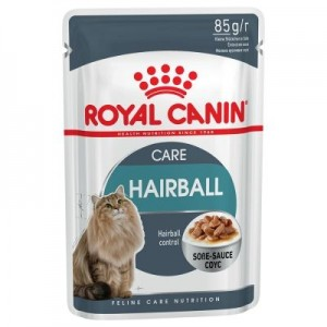 Royal Canin Hairball Care în sos 1 plic x 85 g