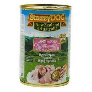 Conserva Stuzzy Dog Miel si Orez 400 g