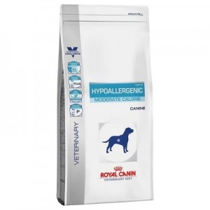 Royal Canin Hypoallergenic Moderate Calorie Dog 14 kg