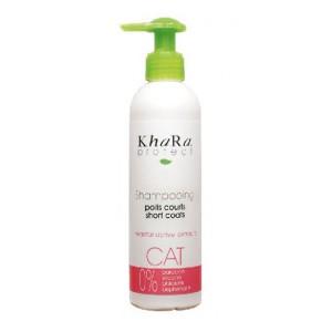 Sampon Pisica Par Scurt Khara Protect 250 ml