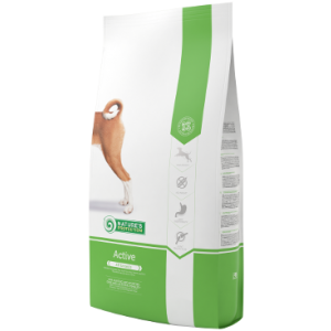 NATURES PROTECTION DOG ACTIVE  4 KG