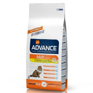 Advance Cat Pui & Orez 15 kg