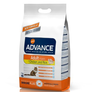 Advance Cat Pui & Orez 3 kg