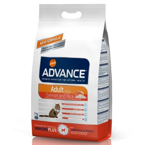 Advance Cat Somon & Orez 3 kg