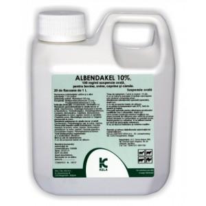 ALBENDAKEL 10% 1 L