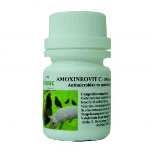AMOXINEOVIT C 100 Comprimate