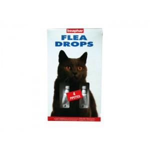 Beaphar Pipete Antiparazitare Pisica 3 pipete