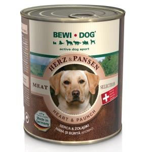 Bewi Dog Inima-Burta Conserva 800 G