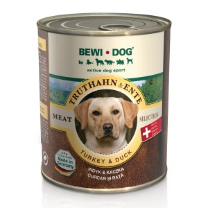 Bewi Dog Curcan-Rata Conserva 800 G