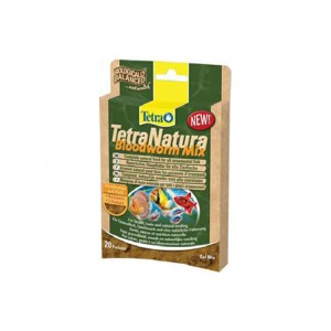TETRA NATURA BLOODWORM MIX 80g