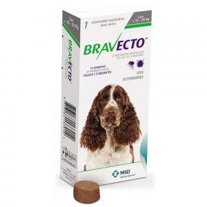 Bravecto (10-20 kg) 1 tbl x 500 mg