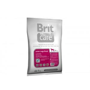 Brit Care Junior Large Breed Lamb& Rice 1 kg
