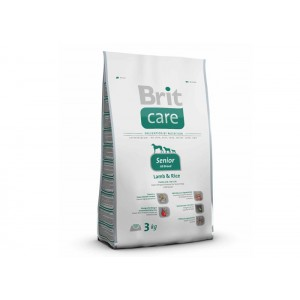 Brit Care Grain-free Senior Salmon and Potato 3kg