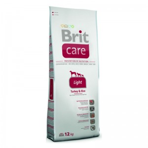 Brit Care Light Turkey 12 Kg