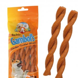 Snack Gambols Spirale Pui 5 Buc/Set