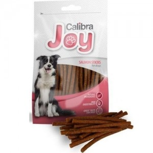 Joy Treats DOG Salmon Sticks 80 g