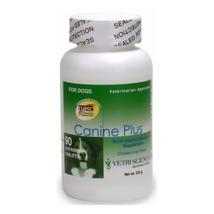 Canine Plus Growth Ca/P=2 270 tablete