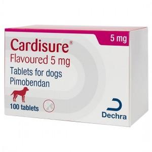 Cardisure, 5 mg 100 tablete