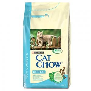 Cat Chow Kitten Pui