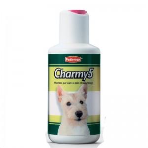 Sampon Charmy 5 caini par alb