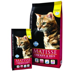 Matisse Original Cat Adult Pui si Orez 10 Kg