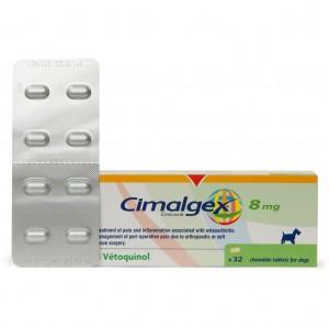 Cimalgex 8 mg  X 32 comprimate