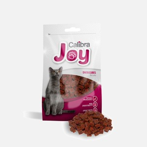 Joy Treats CAT Duck Cubes 70 g