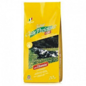 CLASS PREFERENCE DOG SOUP 20 KG