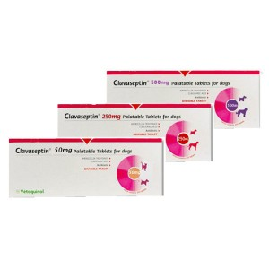 Clavaseptin 500 mg 10 tablete