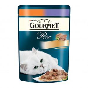Gourmet Perle DUO CURCAN, MIEL 85 g
