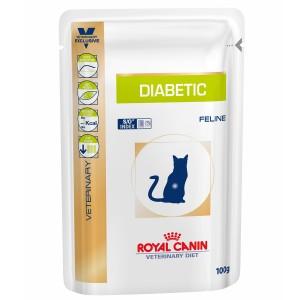 Royal Canin Diabetic Cat plicuri 12 X 100g