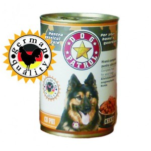 Conserva Dog Patrol Pui 1240 g