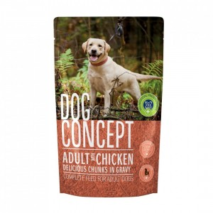 DOG CONCEPT PUI PLIC 100 G