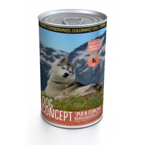 DOG CONCEPT CONS CURCAN/PUI 415 G