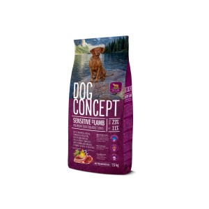 DOG CONCEPT ADULT SENSITIVE 15 KG