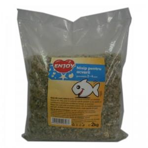Enjoy Nisip acvariu  2 - 4 mm 2kg