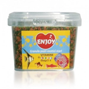 Granule Enjoy Pesti Exotici Mari