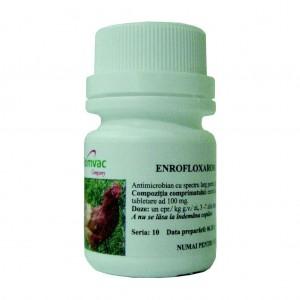 ENROFLOXAROM C 100 Comprimate